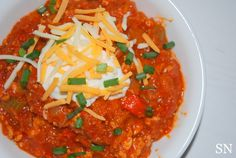 Turkey and Butternut Squash Chili | Sincerely Nourished