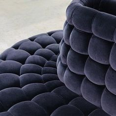 This weeks detail and statement piece is the pulled in quilted stitch on one of our banquette seating...  #quilted #stitching #stitch #detail #deepblue #colour #comfort #statement #banquette #seating #interiors #interiordesign #contractfurniture #inspiration