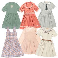 fint dresses