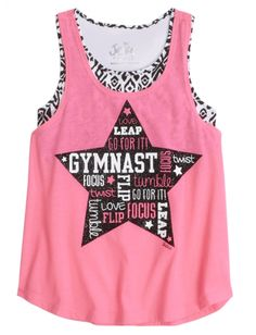 Tribal Sports 2 In 1 Tank | Girls {category} {parent_category} | Shop Justice