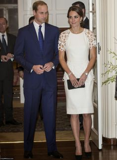 The OAK: #RoyalTour: The Rose and Crown