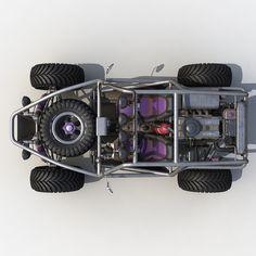 Dune buggy Model available on Turbo Squid, the world's leading provider of digital models for visualization, films, television, and games. Go Kart Buggy, Off Road Buggy, Go Kart Kits, Homemade Go Kart, Go Kart Plans, Diy Go Kart, Sand Rail, Trike Motorcycle, Drift Trike