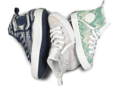 wouldn't mind a pair    Converse and Missoni