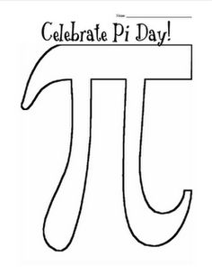 Pi Day is Coming!