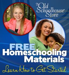 Learn how to get started Homeschooling here