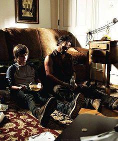 Rick Carl Grimes Episode 4x09