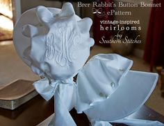 SewNso's Sewing Journal: The Easter Bonnet