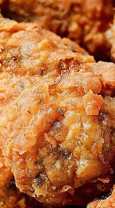 Southern KFC Secret Fried Chicken