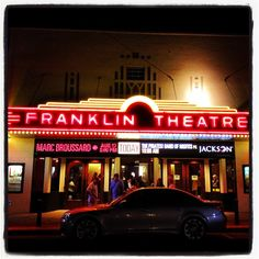 """Franklin, My Dear, We Give a Damn""  Franklin, Tennessee fun stuffs not to be missed!"