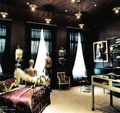 kiki de montparnasse store in Vegas - AKA my dream closet