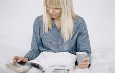 My favourite lifestyle magazine Kinfolk has launched a new brand offering apparel, publications and home goods called Ouur. The products, like the magazine,… Magazine Kinfolk, Miss Moss, Textiles, Japanese Cotton, Cotton Pyjamas, Parisian Chic, Fall Winter 2014, Piece Of Clothing, Life Is Beautiful