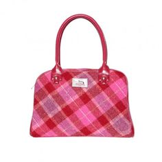 MAREE Medium Size Harris Tweed Tote Bag from Ness Clothing