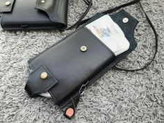 NECK POCKET black  for flyfishing Fly Fishing, Pocket, Bags, Handbags, Fly Tying, Bag, Camping Tips, Totes, Hand Bags