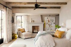 Interior Designer Bedroom Portfolio - M. Elle Design - Dering Hall