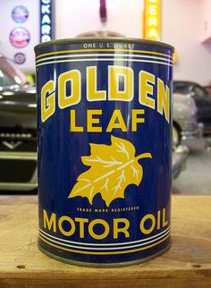Golden Leaf Motor Oil - is a great way to get tan, the motor oil has to be clean unused just bought