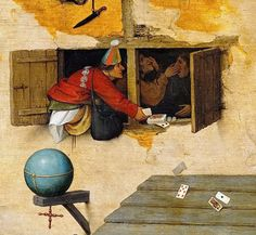 Pieter The Elder Brueghel: The Dutch Proverbs