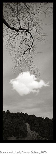 Kristoffer Albrecht, Branch and Cloud, Porvoo, Finland, 2003