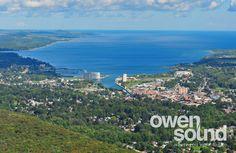 Owen Sound, Ontario in Ontario