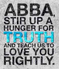 Abba/thirst