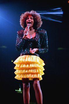 She was my fashion icon!