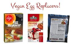Your Guide to Vegan Egg Replacers | One Green Planet