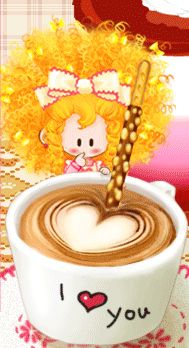❤️Cup of  Love!!!♥️☕️