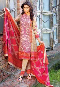 Complete Designs Lawn Dresses in 2017 - Sari Info