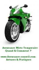 Assurance Moto Provisoire - Quand et Comment?