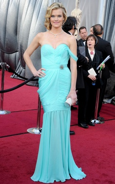 Missy Pyle at the Oscars 2012
