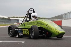 The Stichting Formula Zero Team Delft, from the Netherlands, shows how hydrogen convergence meets the need for speed.