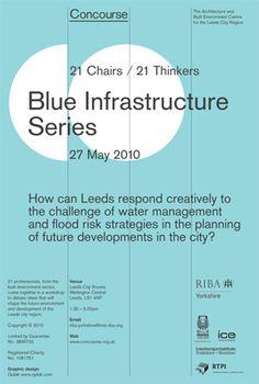 Qubik Design - Blue Infrastructure