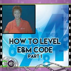 How to Level E and M Code? I code all diagnosis codes and add the appropriate modifiers. Would it be possible to briefly go over your E&M leveling tool? Medical Coding Training, Medical Coder, Medical Billing And Coding, Medical Careers, Medical Terminology, Cpt Codes, Coding Tutorials, Health Information Management, Nursing Profession