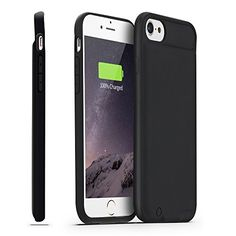 IPhone 7 Battery Case , Bosuge [Can Support Lightning to Lightning Earphone/Microphone] Ultra Slim Portable Charger iPhone 7 (4.7 inch) Charging Case,3000mAh Extended Battery Pack Juice Bank Cover  https://topcellulardeals.com/product/iphone-7-battery-case-bosuge-can-support-lightning-to-lightning-earphonemicrophone-ultra-slim-portable-charger-iphone-7-4-7-inch-charging-case3000mah-extended-battery-pack-juice-bank-cover/  IMPORTANT NOTE:Our battery case is support iphone 7 li
