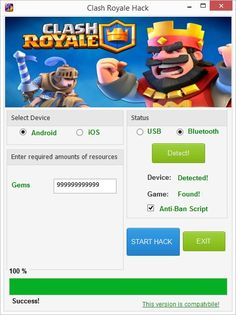 Clash Royale Hack Tool Free Download No Human Verification
