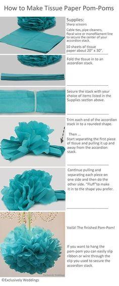 make your own tissue poms http://i0.wp.com/magicallymade.net/wp-content/uploads/sites/4/2014/03/0ddf7bbd572a44cb54b24e87f8e18b55.jpg