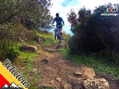 2ad80bd931f Delicious MTB Holidays Girona - Doing it differently, riding the beach  trails in reverse for