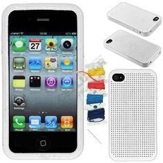 awesome TAYLOR X STITCH silicone case kit for Apple iPhone 4 / Verizon iPhone 4 CDMA / i... Data For Erica