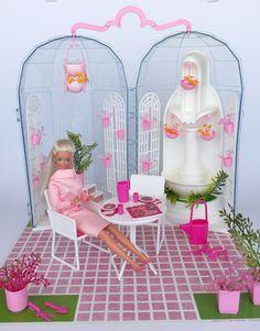 Barbie in the Winter Garden 1987 | Flickr - Photo Sharing!