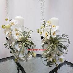 Glass Vase, Candle Holders, Candles, Plants, Design, Decor, Candle Arrangements, Floral Arrangements, Decoration