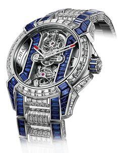 EPIC X TOURBILLON BRACELET | Jacob & Co. | Timepieces | Fine Jewelry | Engagement Rings