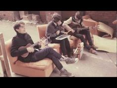 We Were Evergreen popped round and so we recorded this acoustic session with them in our back yard - Hope you like it. The song is 'Baby Blue' Like us at fac. Evergreen, Acoustic, Baby Blue, Backyard, Live, Singers, Youtube, Facebook, Band