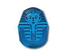 Egyptian Pharaoh Stamp/Embosser ( Style 1 )  #cookies #royalicing #cakedesign #cookiecutter #Decorating #cookies🍪 #fondantcake #3dprinted #caketoppers #cookiedough