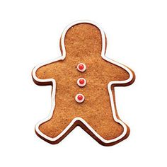 For snappy Gingerbread Cutouts, combine our Basic Cookie Dough recipe with molasses, nutmeg, cloves, and ginger.