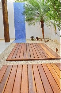basement shower floor