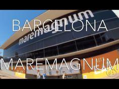 Barcelona - Maremagnum Etc (Stabilised GoPro Hero 4 Silver) - YouTube