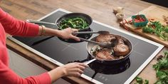 Induction Cooker - Want To Learn The Best Way To Cook? Kitchen Stove, Kitchen Appliances, Kitchens, Cooktops, Induction Cookware, Induction Stove, O Gas, Cooking Equipment, Recipes