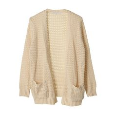 MERCURYDUO Official WebStore -マーキュリーデュオ 公式通販サイト│RUNWAY channel WEB... ($25) ❤ liked on Polyvore featuring tops, cardigans, outerwear, jackets, brown cardigan and brown tops