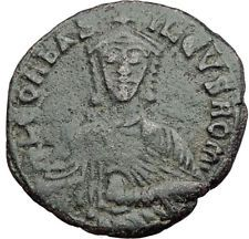 LEO VI the WISE 886AD Constantinople Follis Medieval Byzantine Coin i64878  See it here here: http://ift.tt/2yUD8f1    eBay Store: http://ift.tt/1msWs3V   eBay Feedback   Educational Videos about ancient coin collecting and investing...