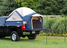 PICK UP TRUCK ACCESSORIES -- bed tent