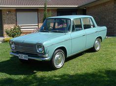 Mitsubishi COLT 1100. ~1968